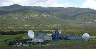 1986-1987 Telespazio establishes the Scanzano Space Center in Palermo