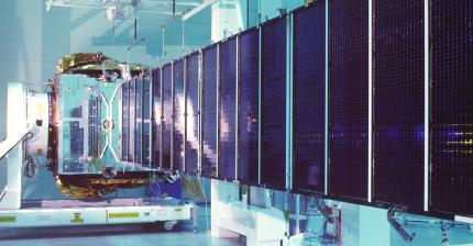 15 January 1991 - Launch of the Italsat F1 satellite Telespazio responsible for in-orbit control