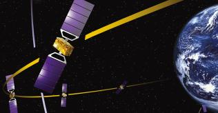 1999 - The contribution to Galileo programme - Telespazio takes part in the definition phase of GALILEO, Europe's satellite navigation program