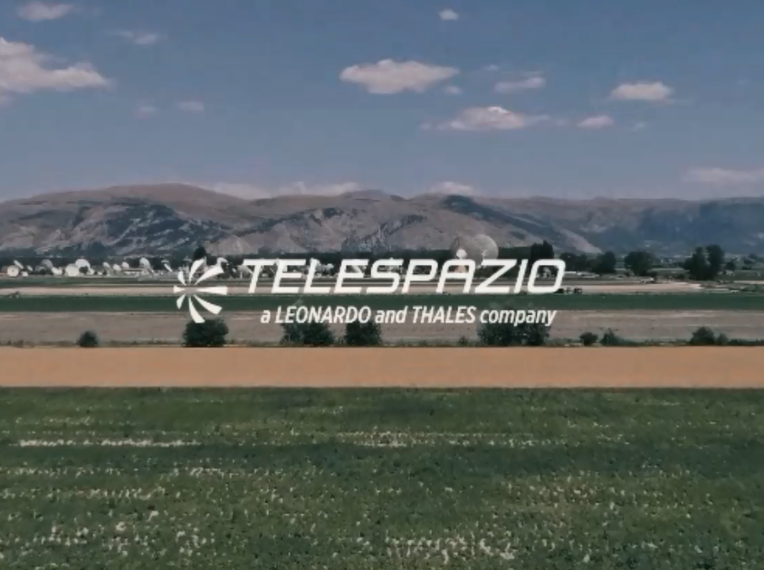 Telespazio Institutional Poster